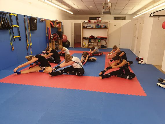Fitness Kickboxen only Girls in Morbach
